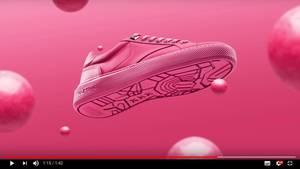 """""""Gumshoe"""": Ein Sneaker aus alten Kaugummis"""