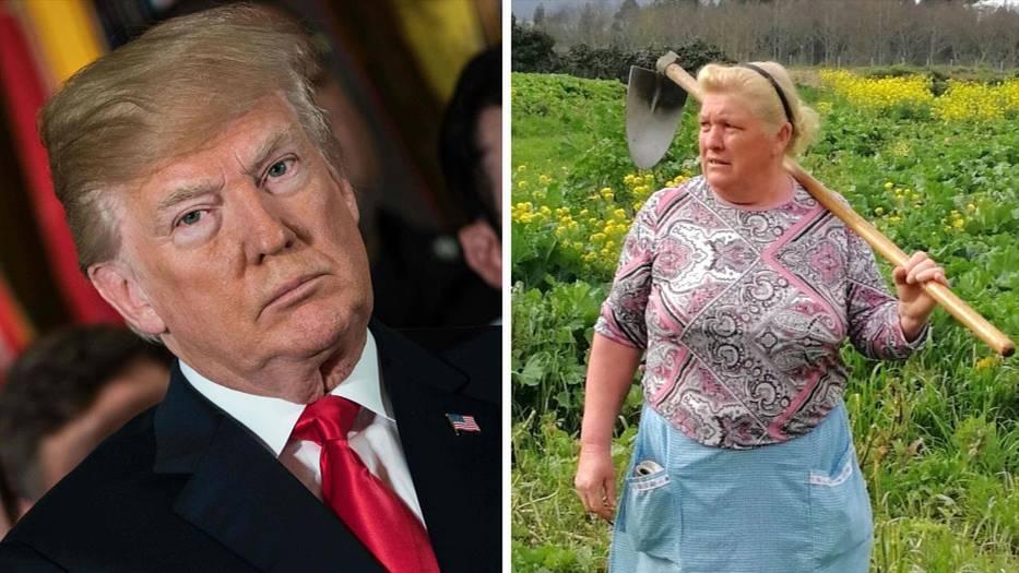Doppelgänger-Alarm: Diese Spanierin sieht aus wie Donald Trump