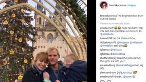 Avicii und seine Freundin