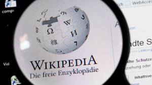 Wikipedia greift durch gegen die Behörden des Freistaates Sachsen