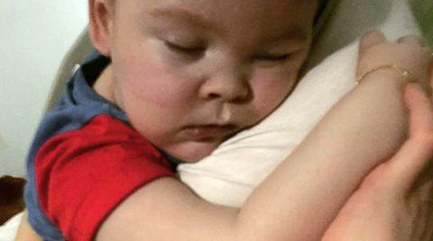 Todkranker Junge Alfie Evans schläft im Krankenhaus - nun ist er gestorben