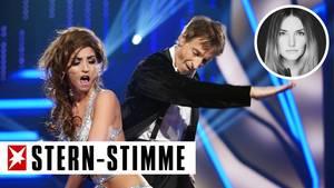 stern-Stimme Marie von den Benken - TV-Kritik zu Lets Dance