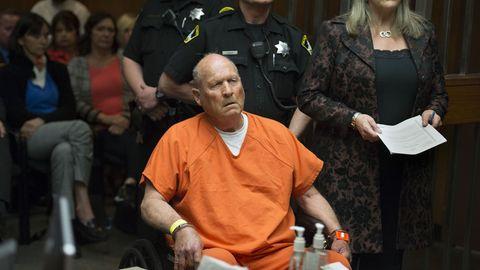 """""""Golden State Killer"""" vor Gericht"""
