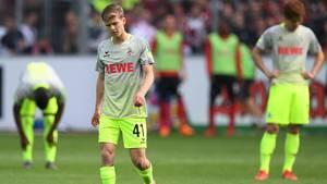 Der 1. FC Köln wird in der kommenden Saison wieder in der zweiten Liga spielen