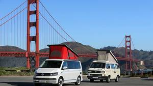 Ob T6 oder T3 - die California-Modellreihe hat viele Fans.