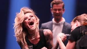 TV-Kritik: Beginner gegen Gewinner mit Sophia Thomalla und Joko Winterscheidt