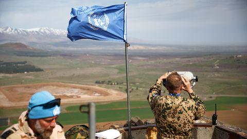 Blutbad am Golan: Verstörendes Video - UN-Soldaten aus Österreich unter Verdacht