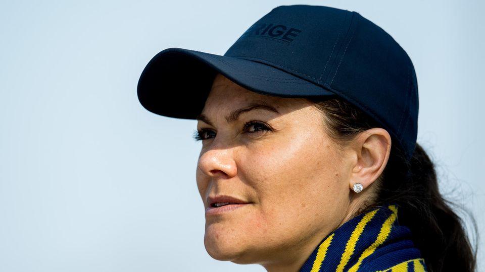 Medienbericht aus Schweden: Kronprinzessin Victoria soll sexuell belästigt worden sein