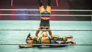 Zu schlüpfrig für Saudi-Arabien: Wrestling-Werbevideo löst kleinen Skandal aus