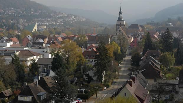 Künzelsau in Baden-Württemberg: Hier, in der Kleinstadt nahe Heilbronn, leben Familie als auch Babysitterin