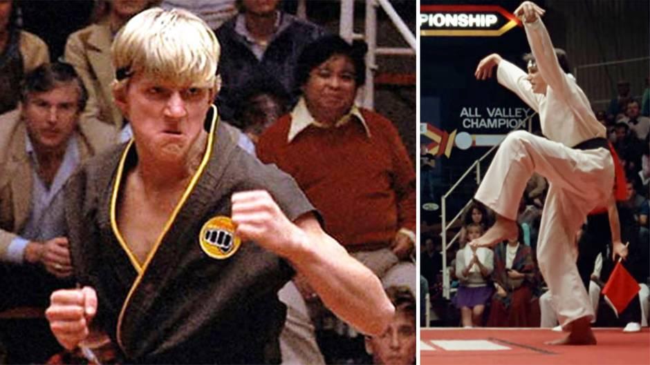 """Johnny Lawrence als """"Cobra Kai"""": Was macht eigentlich der Erzfeind von """"Karate Kid""""?"""