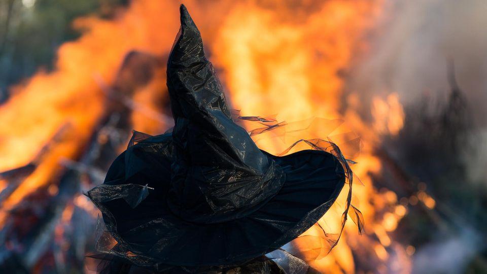 Der Brauch der  Walpurgisnacht ist Jahrhunderte alt