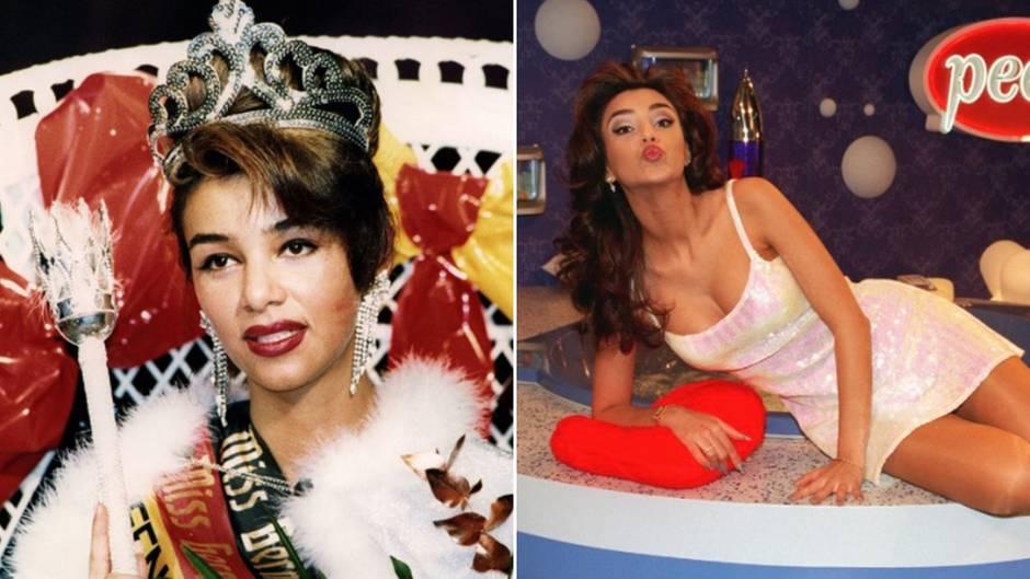 TV-Sternchen wird 50 Jahre: Verona Pooth - ein Blick auf ihr Leben im Rampenlicht in Bildern