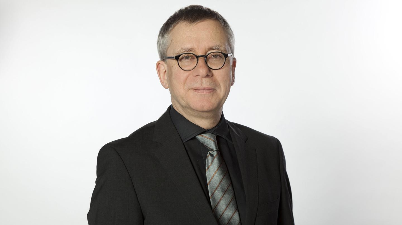 Der Leiter des Programmbereichs Fernsehfilm, Kino und Serie beim WDR, Gebhard Henke