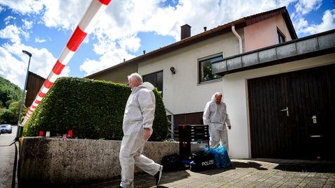 In Künzelsau (Baden-Württemberg) wurde ein siebenjähriger Junge erwürgt