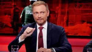 """Christian Lindner bei """"Hart aber fair"""""""