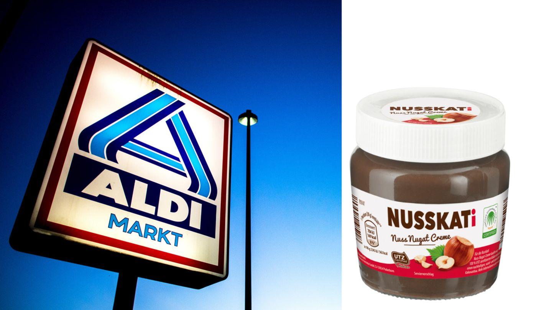 Aldi verändert die Nusskati-Rezeptur