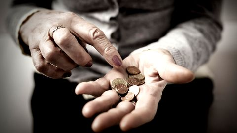 Die Rente wird zu einer enormen Belastung