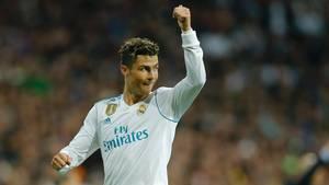 Zieht mit den seinen ins Finale der Champions League ein: Cristiano Ronaldo von Real Madrid