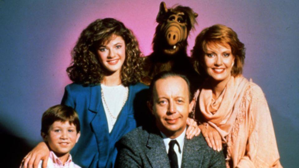 """Die Stars der Serie """"Alf"""""""
