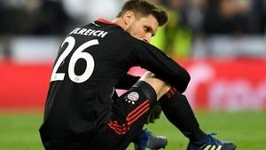 Sven Ulreich Real Madrid Bayern München