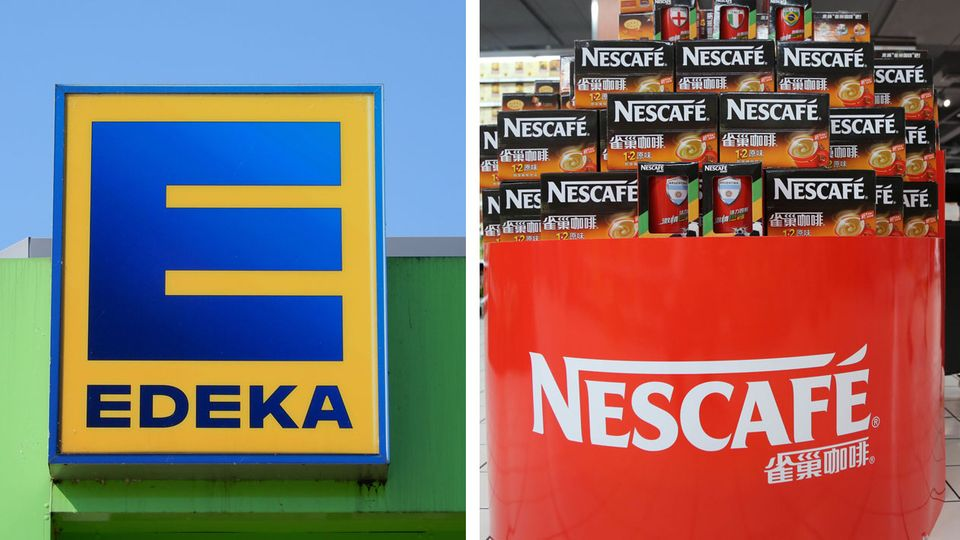 Edeka und Nestlé einigen sich