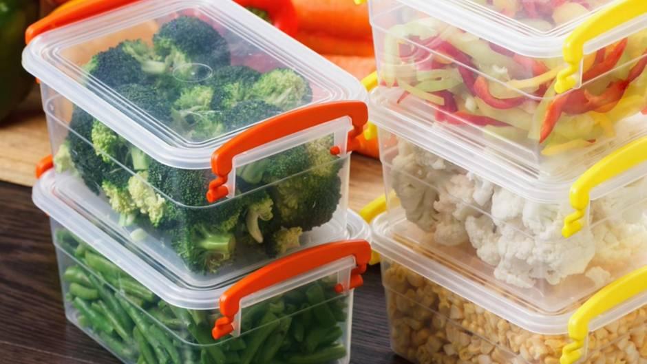 Essensvorbereitung: Keine Lust auf Kantinenessen? Alles was Sie über das Vorkochen wissen müssen