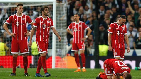 """CL-Aus für den FC Bayern, die Pressestimmen: """"Real Madrid ist ins Finale eingezogen, aber musste dafür einen Horror durchleiden"""""""