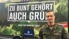 Bundeswehr sorgt mit Guerilla-Aktion für Aufregung bei der Re:publica