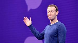 Mark Zuckerberg F8 Facebook