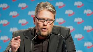 AfD-Vorstandsmitglied Guido Reil