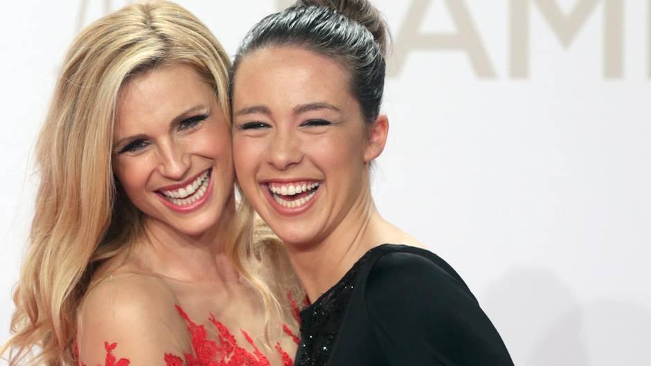 Michelle Hunziker moderiert TV-Show mit Tochter