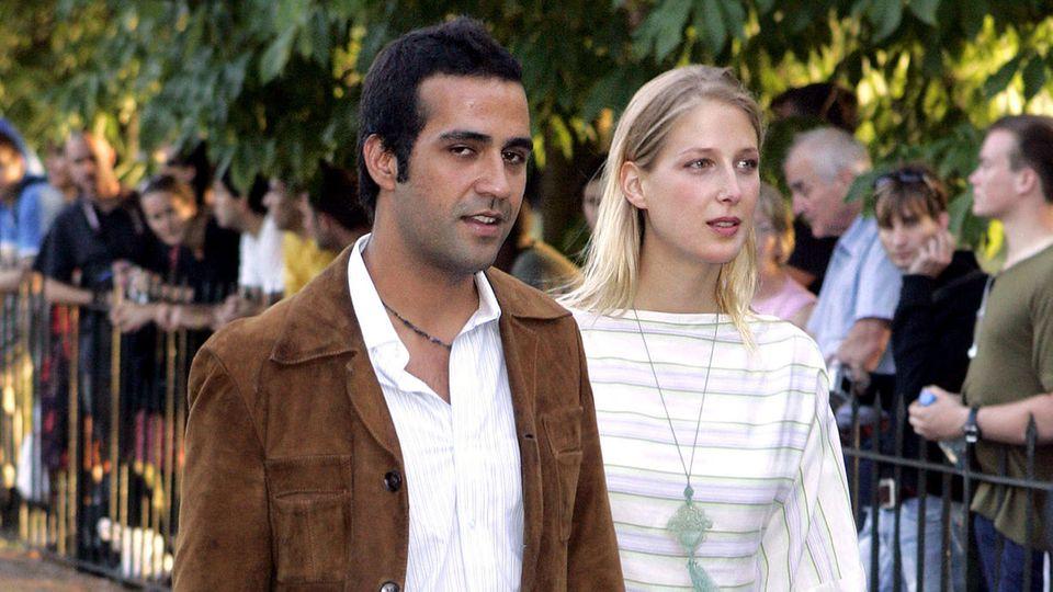 Aatish Taseer und Lady Gabriella Windsor