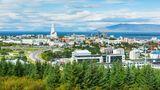 Platz 1: Reykjavik  Auf dem Siegertreppchen steht eine Stadt, die für ihre saubere Luft berühmt ist: Reykjavic ist in der Auswertung die grünste Stadt der Welt. Auf einen Bewohner der isländischen Hauptstadt kommen 410 Quadratmeter Grünfläche - ein Spitzenwert.