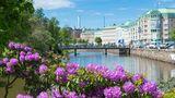 Platz 4: Göteborg  Auch ein skandinavisches Land hat es unter die grünsten Städte geschafft, allerdings keine der Hauptstädte, sondern die Hafenstadt Göteborg an der schwedischen Westküste: 313 Quadratmeter Grünfläche kommen auf einen Einwohner.