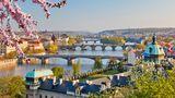 Platz 6: Prag  Schon mehr als 200 Quadratmeter pro Person steht jedem Bewohner Prags zum Entspannen zur Verfügung. Bekannt sind die stadtnahen Parks Laurenziberg und Kinsky.