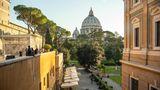 Platz 7: Rom  Auch die Hauptstadt Italiens hat es in die Top-Städte mit viel Grünfläche gebracht: Auf einen Römer kommen statistisch 166 Quadratmeter.
