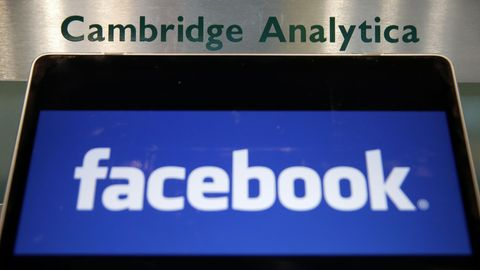 Die Datenanalysefirma Cambridge Analytica