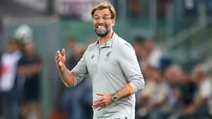 Liverpool-Coach Jürgen Klopp steht nach 2013 mit dem BVB zum zweiten Mal in seiner Laufbahn im Finale der Champions League