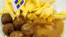 Köttbullar - Fleischbällchen von Ikea