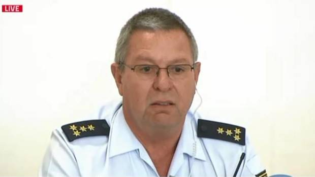 Einsatzleiter Peter Hönle