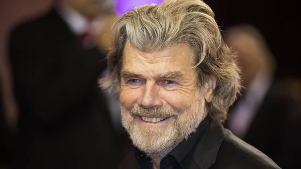Stand als erster Mensch auf den Gipfeln aller 14 Achttausender: Grenzgänger Reinhold Messner.