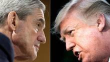 Donald Trump Robert Mueller