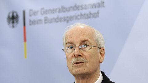 Ex-Generalbundesanwalt Harald Range