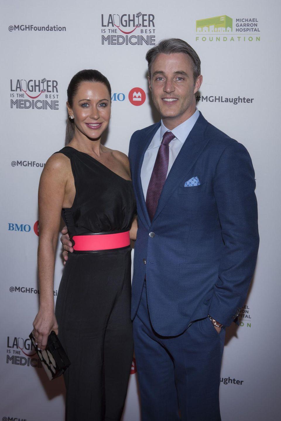 Jessica und Ben Mulroney