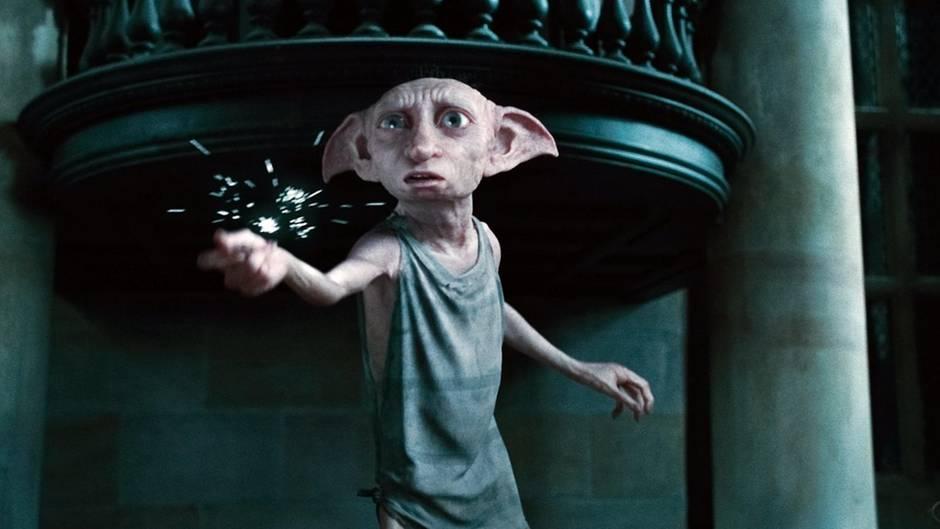 JK Rowling entschuldigt sich für Dobbys Tod in
