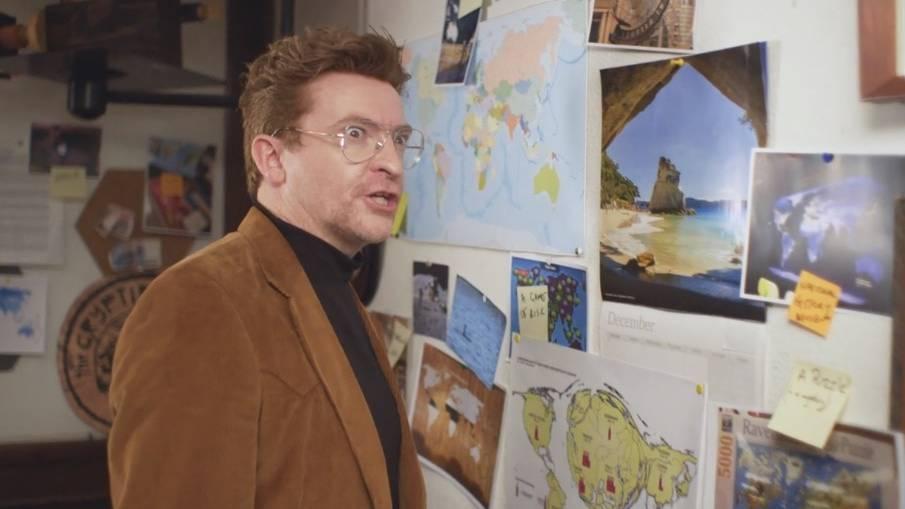 Inselstaat: Neuseeland verschwindet von Weltkarten - Tourismusbehörde wirbt mit grandioser Kampagne