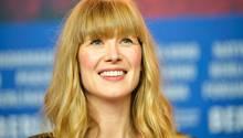 """SchauspielerinRosamund Pike im Februar bei der Berlinale. Dort startete""""7 Tage in Entebbe"""" im Wettbewerb"""