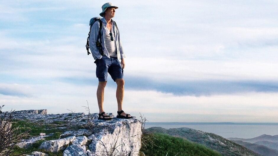 1500 Kilometer zu Fuß: Dieser Mann wanderte in 100 Tagen von Hamburg bis nach Rom