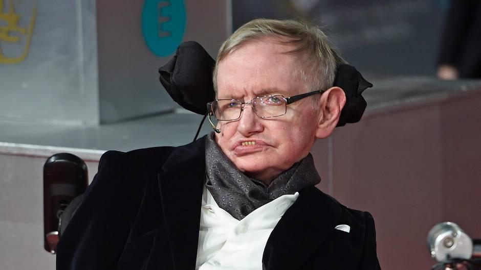 Hawkings letzte Arbeit veröffentlicht